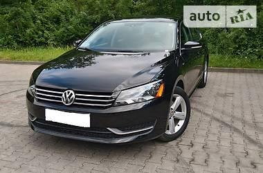 Volkswagen Passat B7 Premium 2014