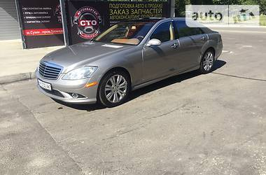 Mercedes-Benz S 550 Extra Long 2009