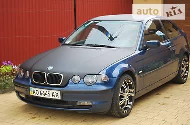 BMW 318 BMW 318 ti Compact 2002