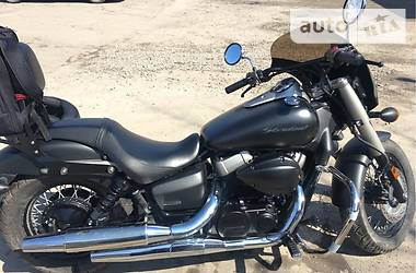 Honda Shadow Black Spirit Phantom 2013