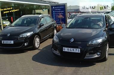 Renault Megane босе 2013