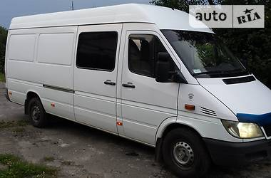 Mercedes-Benz Sprinter 313 пасс. 2006