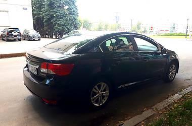Toyota Avensis 1.8 SOL+ 2012