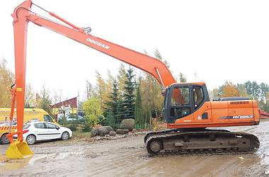 Doosan DX LC Long Reach 2012