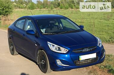 Hyundai Accent AT 1.4 style RB 2014