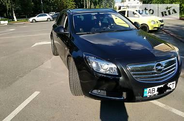 Opel Insignia sport tauer 2010
