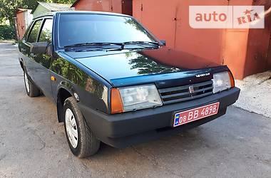 ВАЗ 21099 1.6 ГАЗ 2008