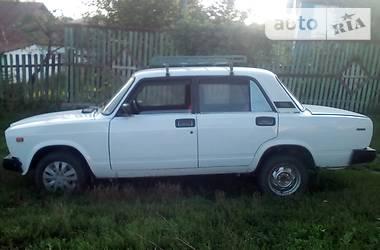 ВАЗ 2107 1982