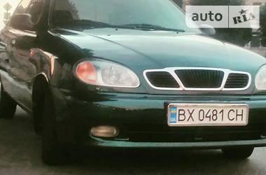 Daewoo Sens sl 2006