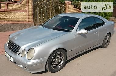 Mercedes-Benz CLK 200 2001
