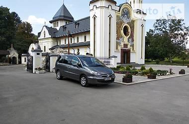Peugeot 807 8 місьць 2012