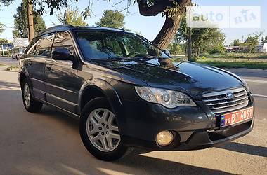 Subaru Outback 2.5i 2007