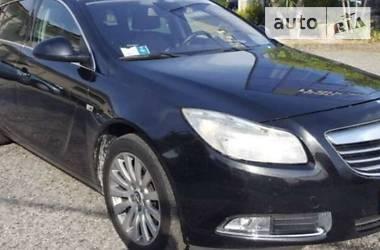 Opel Insignia 2.0 TDI 2011