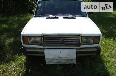 ВАЗ 2107 21072 1.3 1987