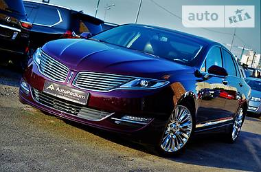 Lincoln MKZ 2.0 AWD 2013