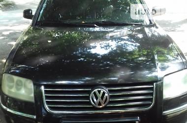 Volkswagen Passat B5 4motion 2001