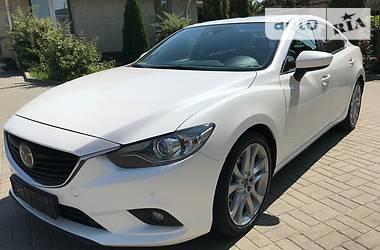 Mazda 6 Mazda 6 PREMIUM 2.5 2014