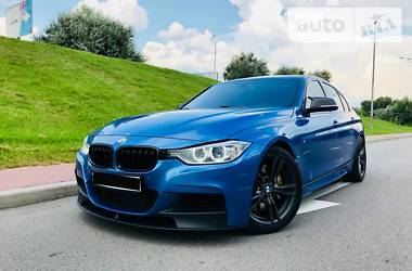 BMW 328 X-DRIVE M-PERFOMANCE 2014