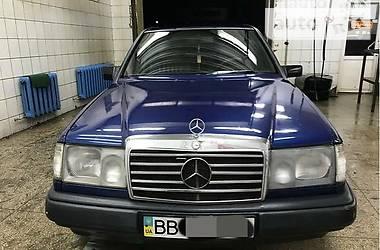 Mercedes-Benz E 200 W124 200D 1986