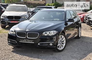 BMW 525 D X-Drive Luxury 2013