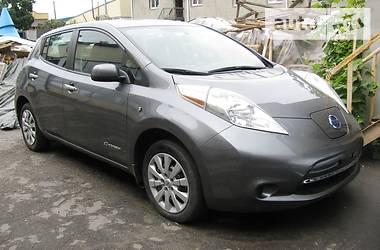 Nissan Leaf 2014
