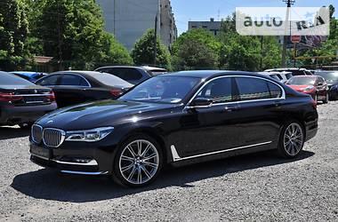 BMW 740 LdX-Drive INDIVIDUAL 2017