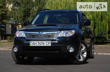 Subaru Forester TURBO CHIP 2012