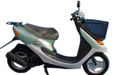 Honda Cesta 34 2002