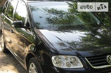 Volkswagen Touran 1.6 FSI 2006