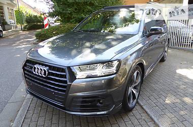 Audi Q7 3xS-Line Black Paket 2017