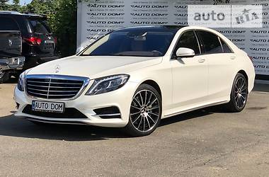 Mercedes-Benz S 500 AMG LONG 4-MATIC 4-m 2014