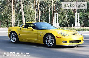 Chevrolet Corvette 7.0 LS7 V8  z06 2006