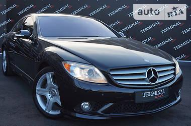Mercedes-Benz CL 550 2007