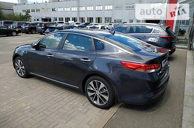 Kia Optima Prestige 2016