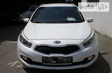 Kia Ceed CRDi 90 SW Edition 7 2013