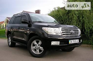 Toyota Land Cruiser 200 D4D IDEAL 2009