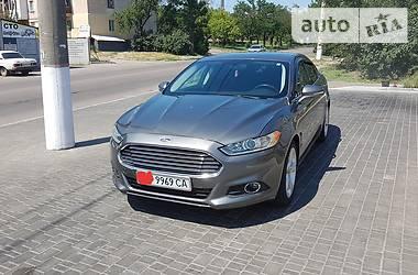 Ford Mondeo 2.0 turbo/gaz 2013