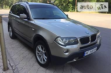 BMW X3 Xdrive 2007