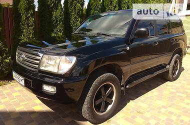 Toyota Land Cruiser 100 VX 2003