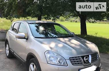 Nissan Qashqai 4WD 2008