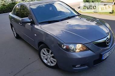 Mazda 3 avtomat-klimat 2007