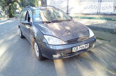 Ford Focus Ghia 2002 2002