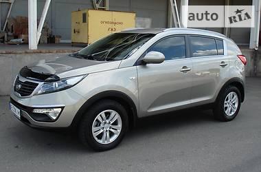 Kia Sportage 1.7 CRDI 2012