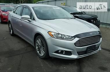 Ford Fusion 2.0L 2013