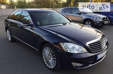 Mercedes-Benz S 320 Night Vision 7G 2007