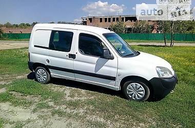 Peugeot Partner пасс. 1.6HDI 2006