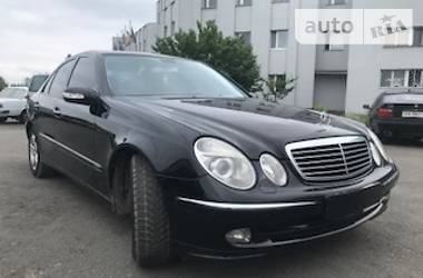 Mercedes-Benz E 240 4matic 2004