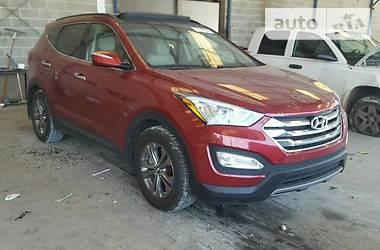 Hyundai Santa FE 2.4L 2014