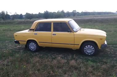ВАЗ 2107 21072 1.3 1988