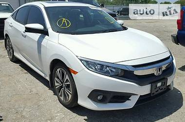 Honda Civic 1.5L 2017